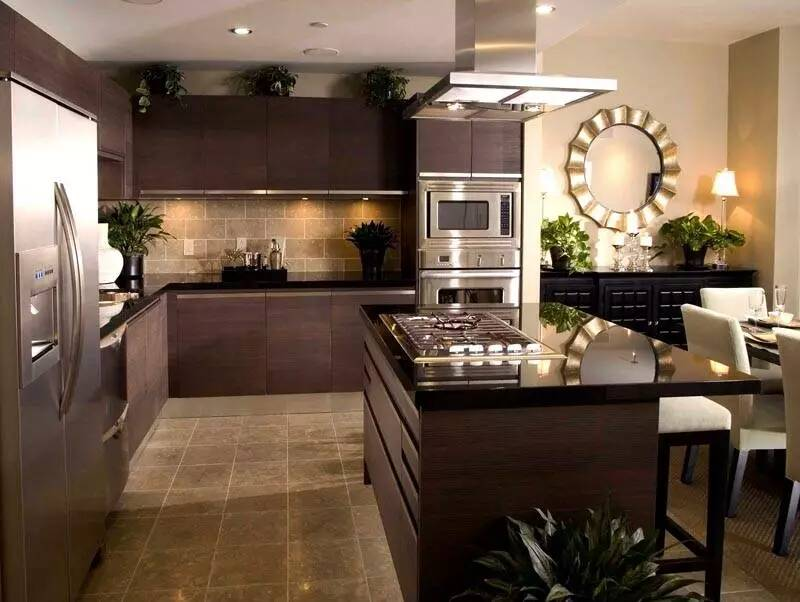 Interesting Solutions for Modern Kitchen Interior Ideas 2021 2.0