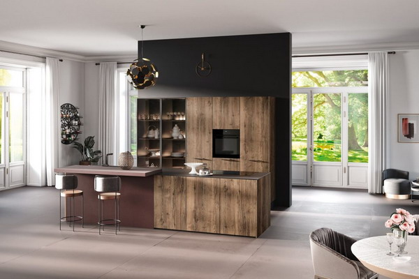 Kitchen Trends 2020: Quiet Colors and Multifunctional Furniture