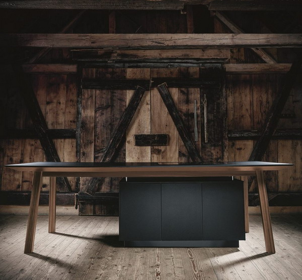 Kitchen Trends 2021 Lots Of Wood, Lots Of Black, Lots Of Storage Space 5