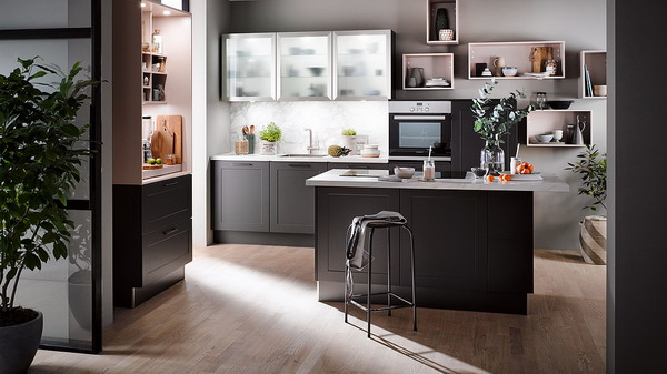 Kitchen Trends 2021: New Colors, Furniture and Appliances