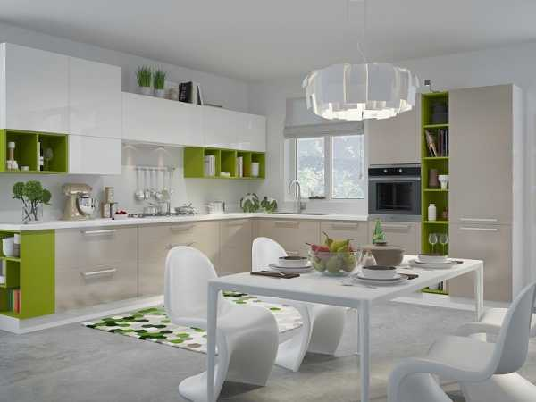 New Modern Kitchen Interior and Color Trends 2021-2022