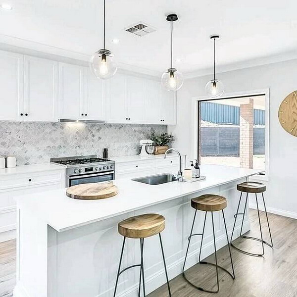 Trends 2021 in Kitchen Design Fashionable Styles, Colors and Accessories 3