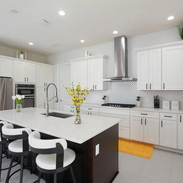 Trends 2021 in Kitchen Design Fashionable Styles, Colors and Accessories 4