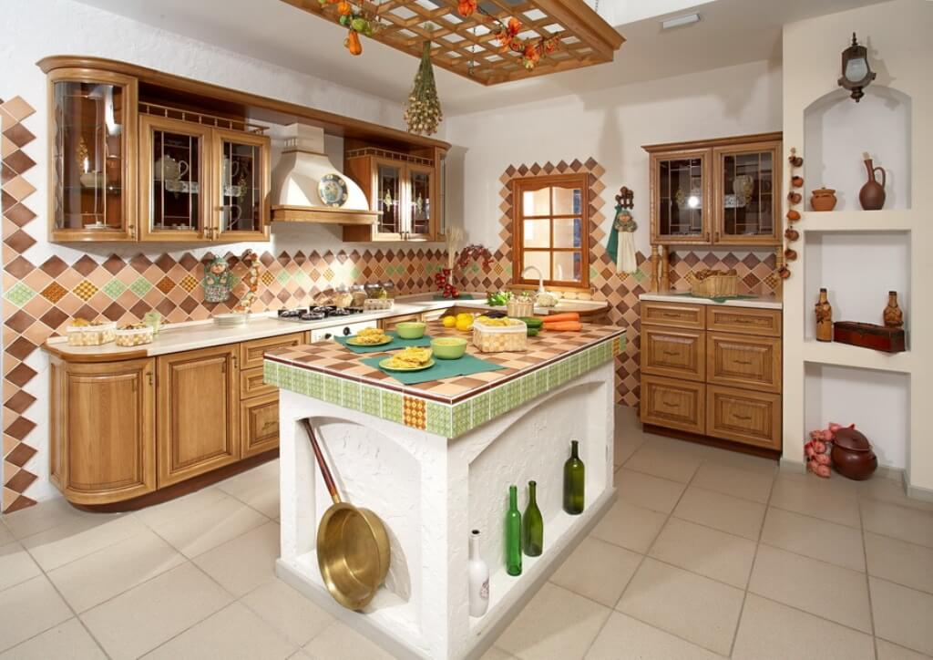 Beautiful Provence Style Kitchen Trends 2021 12