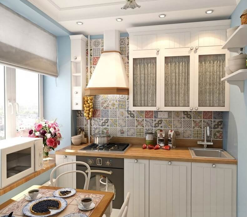 Beautiful Provence Style Kitchen Trends 2021 4