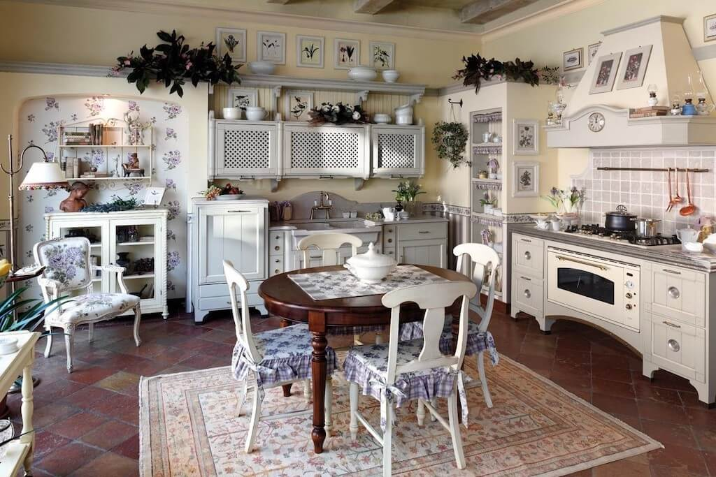 Beautiful Provence Style Kitchen Trends 2021 6
