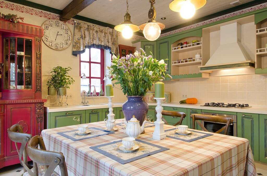 Beautiful Provence Style Kitchen Trends 2021 7