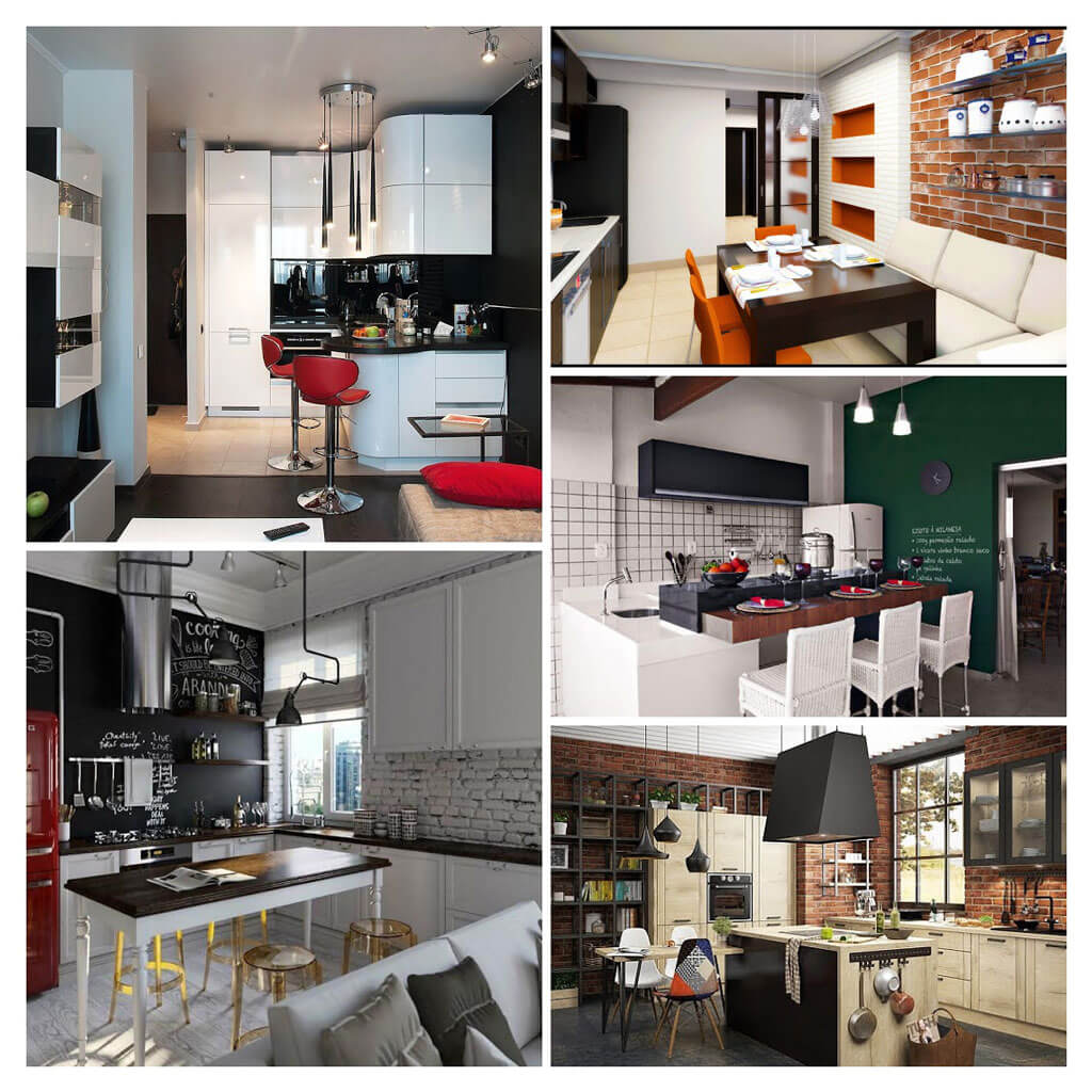 New Trends for Interior of Modern Kitchen Design 2021 4