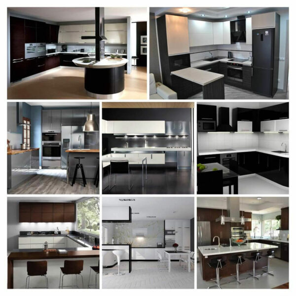 New Trends for Interior of Modern Kitchen Design 2021
