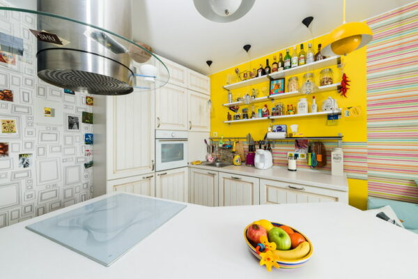 Rules For Combining Colors In The Interior Of The Kitchen