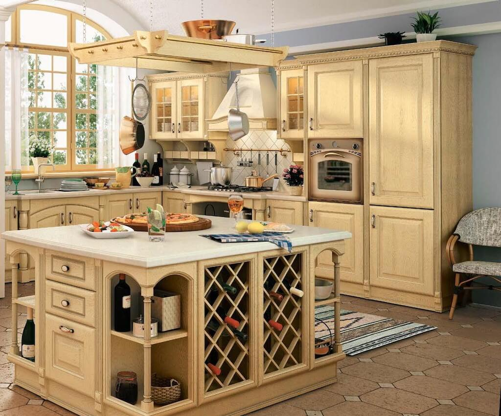 Solid Wood Kitchen Style Design Trends 2021 10