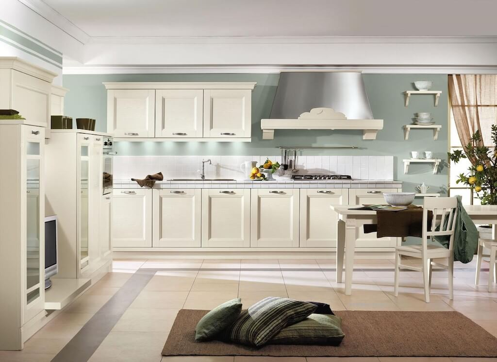 Solid Wood Kitchen Style Design Trends 2021 11