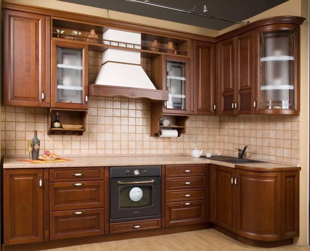 Solid Wood Kitchen Style Design Trends 2021 13