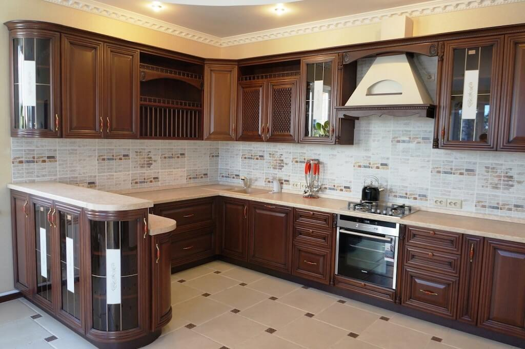 Solid Wood Kitchen Style Design Trends 2021 20