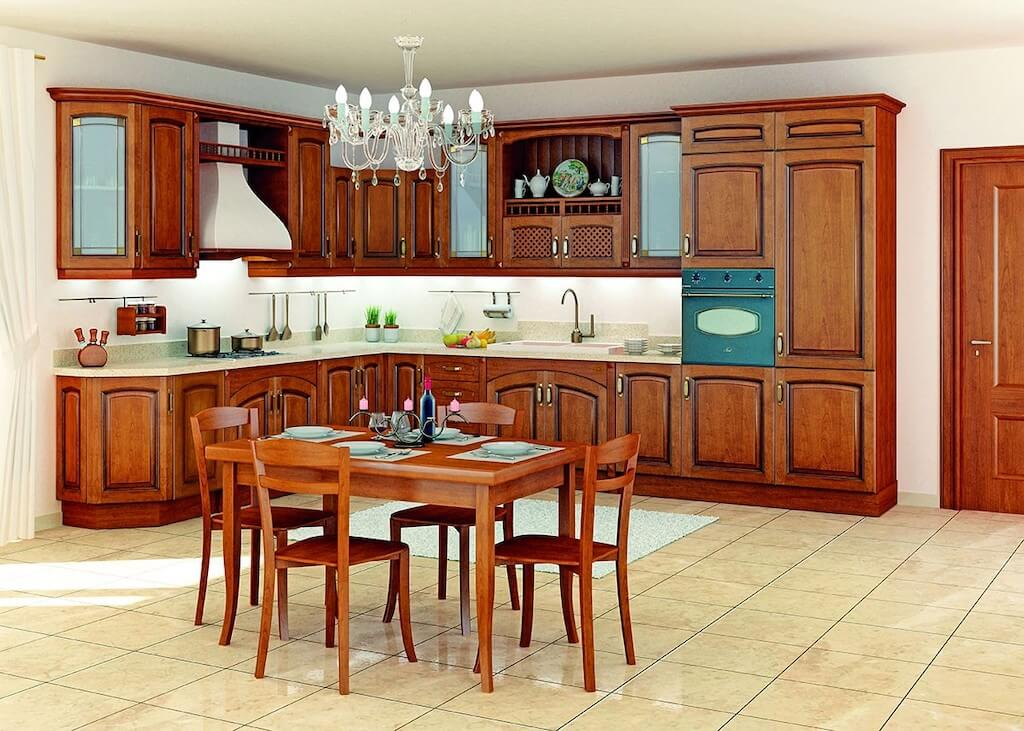 Solid Wood Kitchen Style Design Trends 2021 22