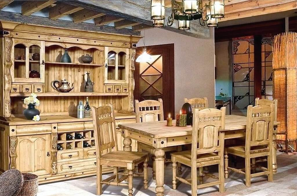 Solid Wood Kitchen Style Design Trends 2021 4