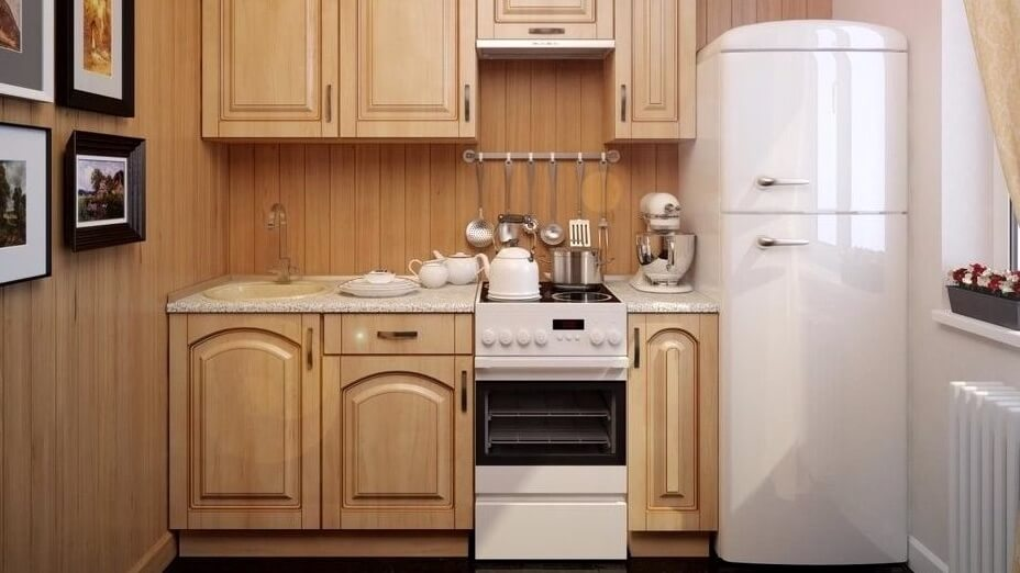 Solid Wood Kitchen Style Design Trends 2021 5