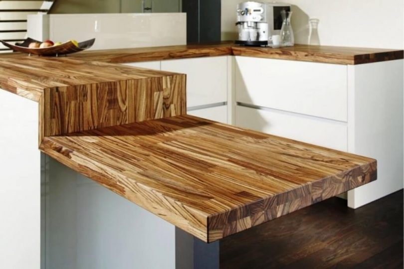 Wooden Countertop Trends for Kitchen 2021 0