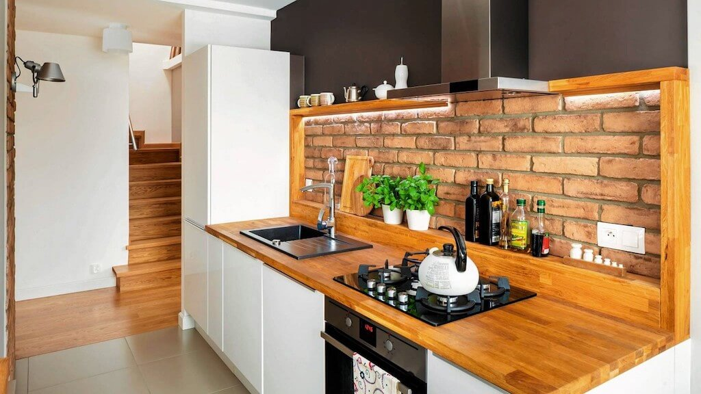 Wooden Countertop Trends for Kitchen 2021 3