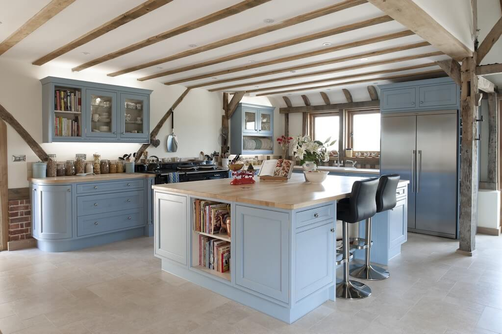 Wooden Countertop Trends for Kitchen 2021 4