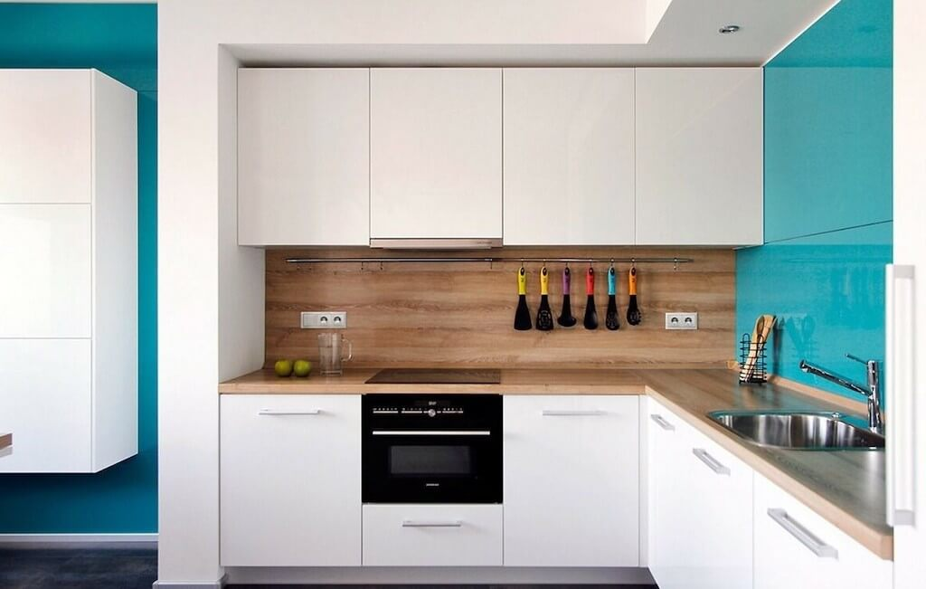Wooden Countertop Trends for Kitchen 2021 6