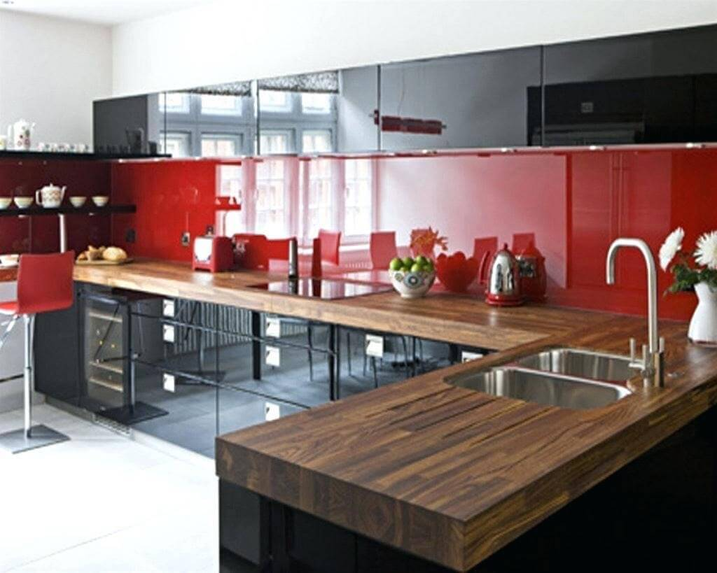 Wooden Countertop Trends for Kitchen 2021 7