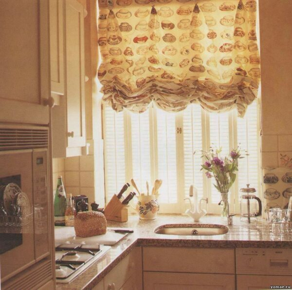 How To Choose Curtains For The Kitchen: The Latest Trends In 2021