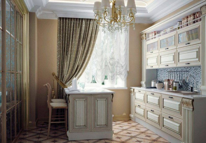 latest trends curtains for kitchen 2021 13
