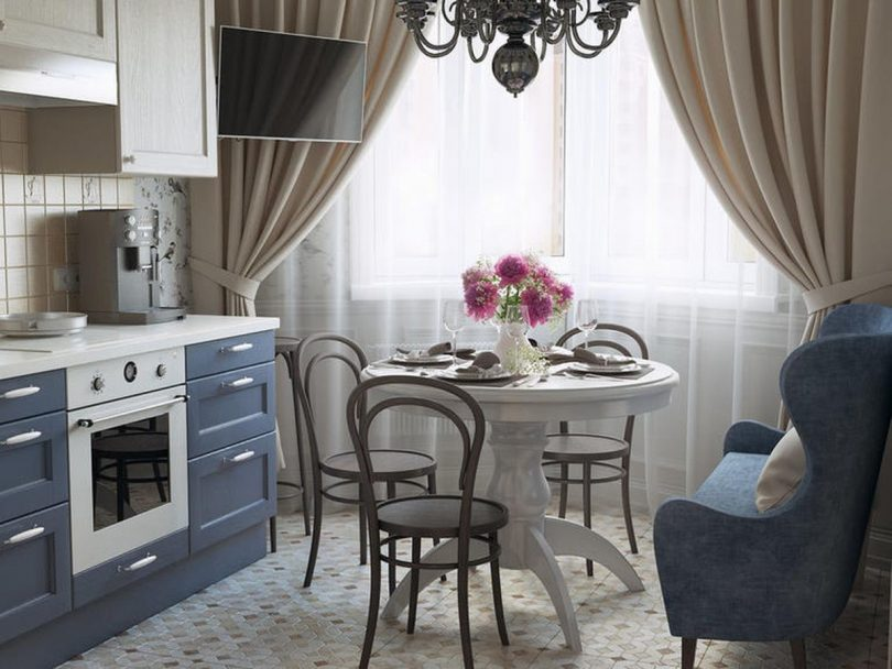 latest trends curtains for kitchen 2021 4