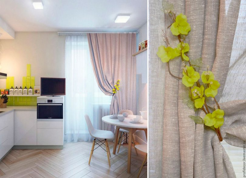 latest trends curtains for kitchen 2021 7