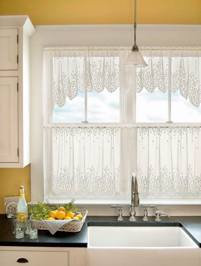 latest trends curtains for kitchen 2021 9