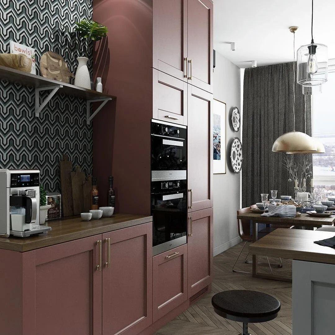 2021 trends in kitchen design 0
