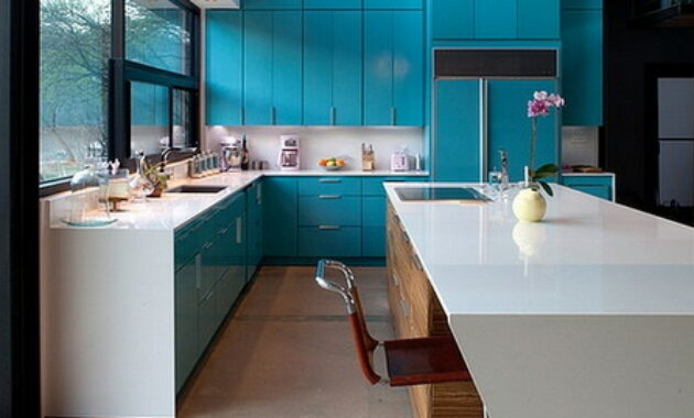 Practical Guide to Choosing Color for Kitchen Furniture