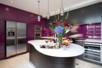 Guide to Choosing Color for Kitchen Furniture 1