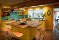 Guide to Choosing Color for Kitchen Furniture 8