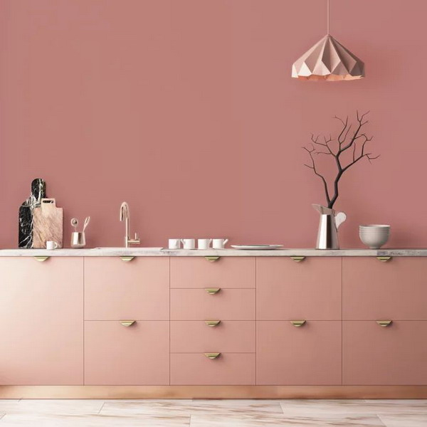 Trendy Paint Color Trends 2021 For Irresistible Kitchen 5