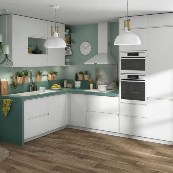 Trendy Paint Color Trends 2021 For Irresistible Kitchen 7