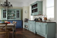 Retro Style Kitchen Interior Trends 2021 4