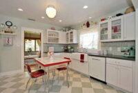 Retro Style Kitchen Interior Trends 2021 6