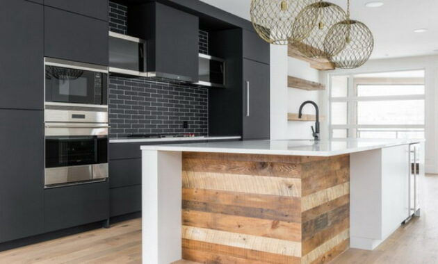 Modern Kitchen Interior Design Trends 2022