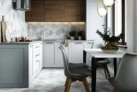 New Design Styles Of Small Kitchens In 2021 12