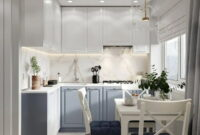 New Design Styles Of Small Kitchens In 2021 14