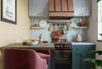 New Design Styles Of Small Kitchens In 2021 4