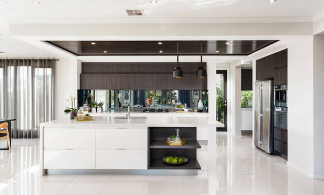 New Kitchen Interior Decoration Design Trends 2022