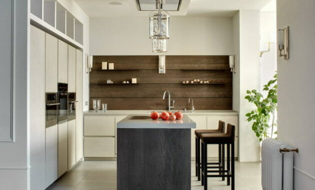 What will be the design of the kitchen 2022