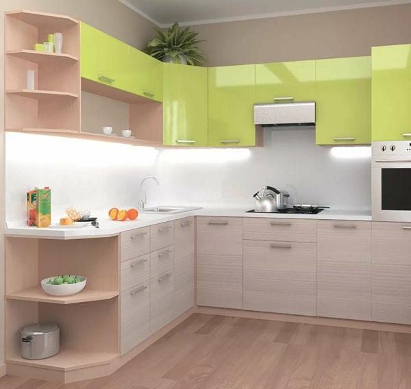 Corner Kitchen Design 2022: Modern Ideas And Trends
