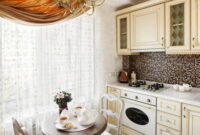 popular trends modern curtains for kitchen in 2022 0