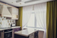 popular trends modern curtains for kitchen in 2022 10