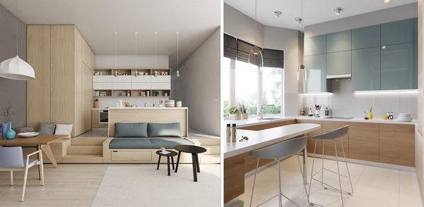 Small Kitchen Design 2022