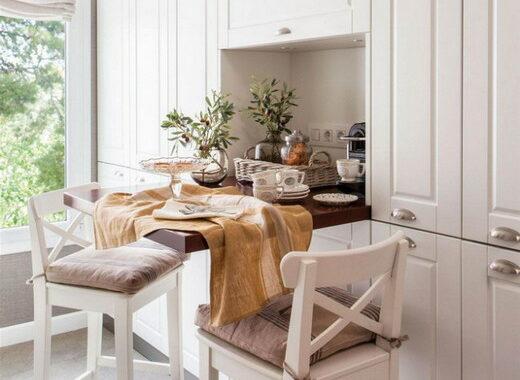 Small Kitchen Design Trends 2022